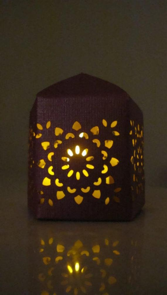 Moroccan Paper Lanterns Items Similar to Handmade Moroccan Middle Eastern Paper