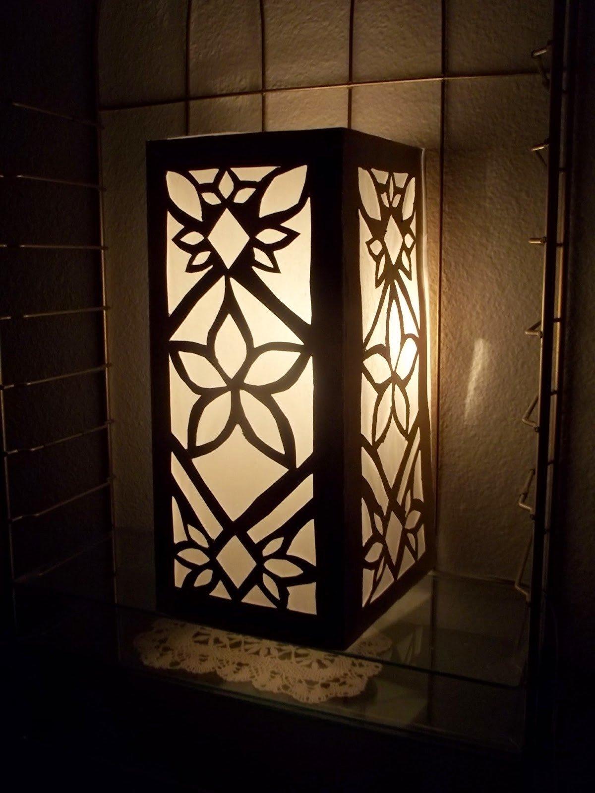 Moroccan Paper Lanterns Making Rivendell In the Desert Elven Interior Decorating