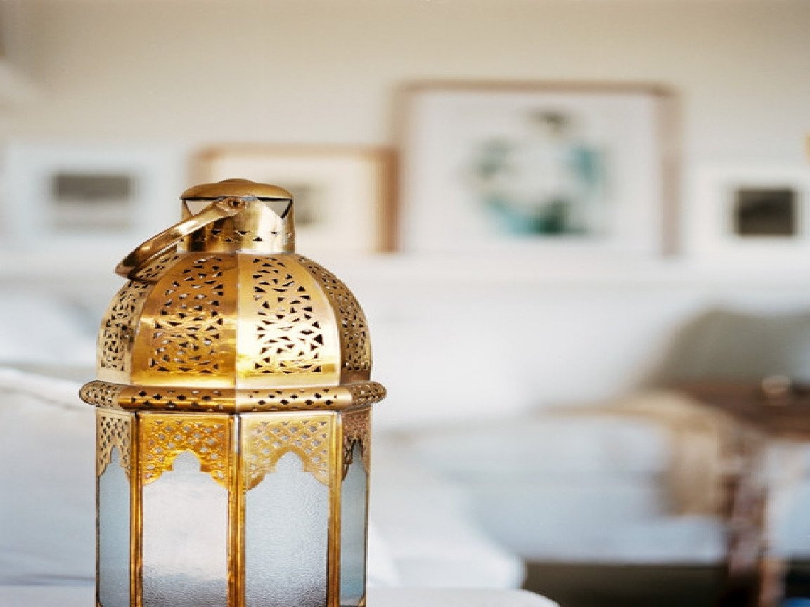 Moroccan Paper Lanterns Moroccan Bedroom Design Gold Moroccan Lanterns Gold Paper