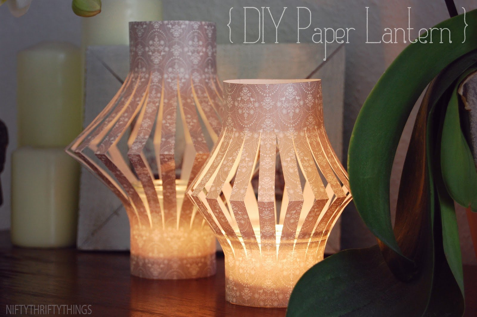 Moroccan Paper Lanterns Moroccan Lighting