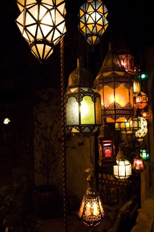 Moroccan Paper Lanterns Uncategorized