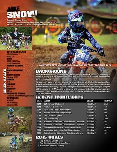 Motocross Sponsorship Resume Template 1000 Images About Mx Kicks On Pinterest