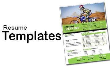 Motocross Sponsorship Resume Template Sponsorshipresumes