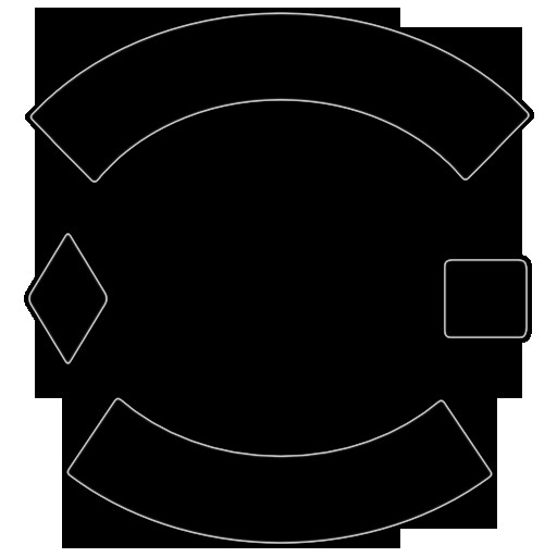Motorcycle Patch Template Rockers Gfx Requests & Tutorials Gtaforums