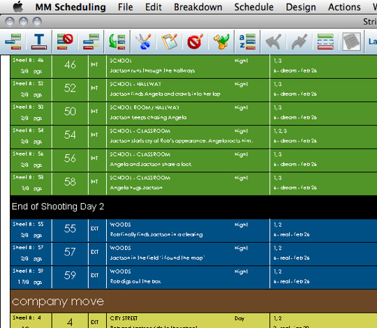 Movie Magic Scheduling Template Download Movie Magic Scheduling Full Cracked Programs