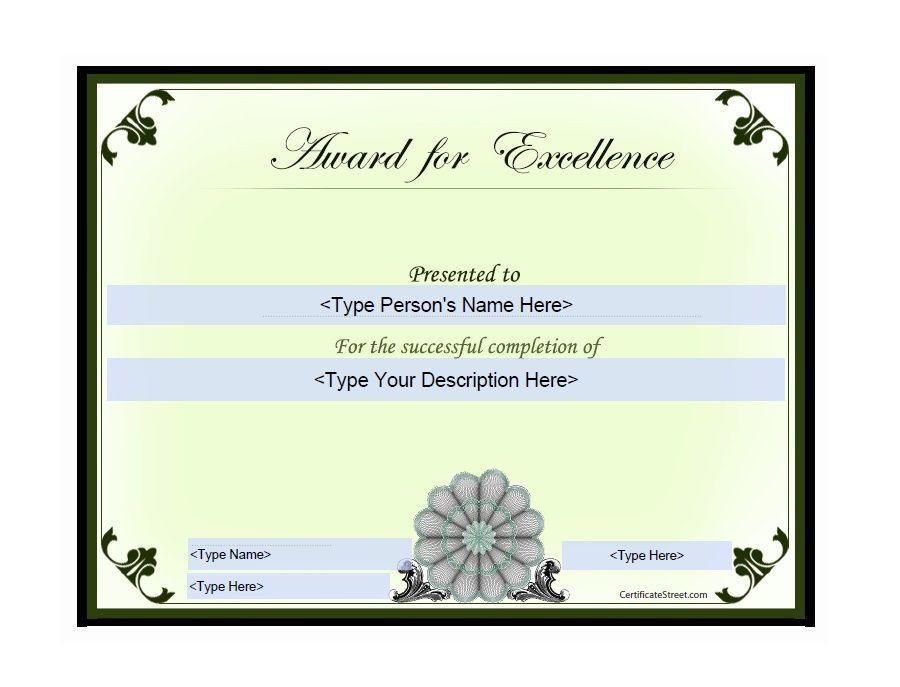 Movsm Certificate Template 50 Amazing Award Certificate Templates Template Lab