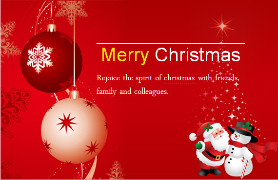 Ms Word Christmas Templates Ms Word Colorful Christmas Card Templates