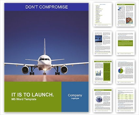 Ms Word Template Free Download 12 Free Download Travel Brochure Templates In Microsoft
