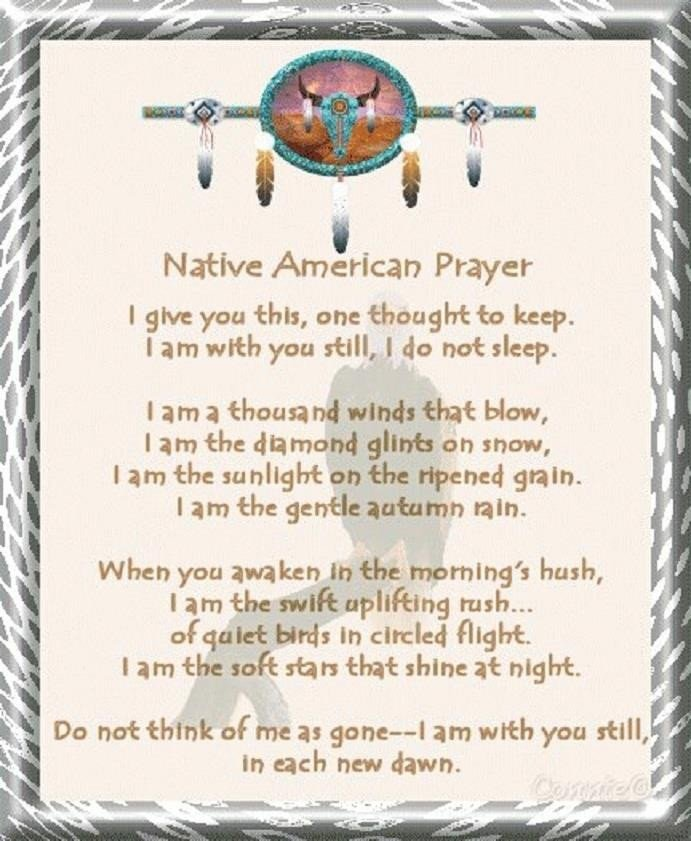 Navajo Funeral Prayer Best 25 Native American Prayers Ideas On Pinterest