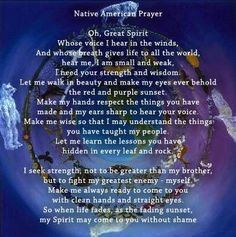 Navajo Funeral Prayer Native American On Pinterest