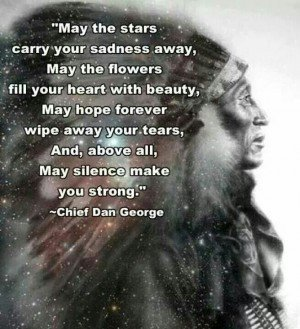 Navajo Funeral Prayer Native American Sympathy Quotes Quotesgram