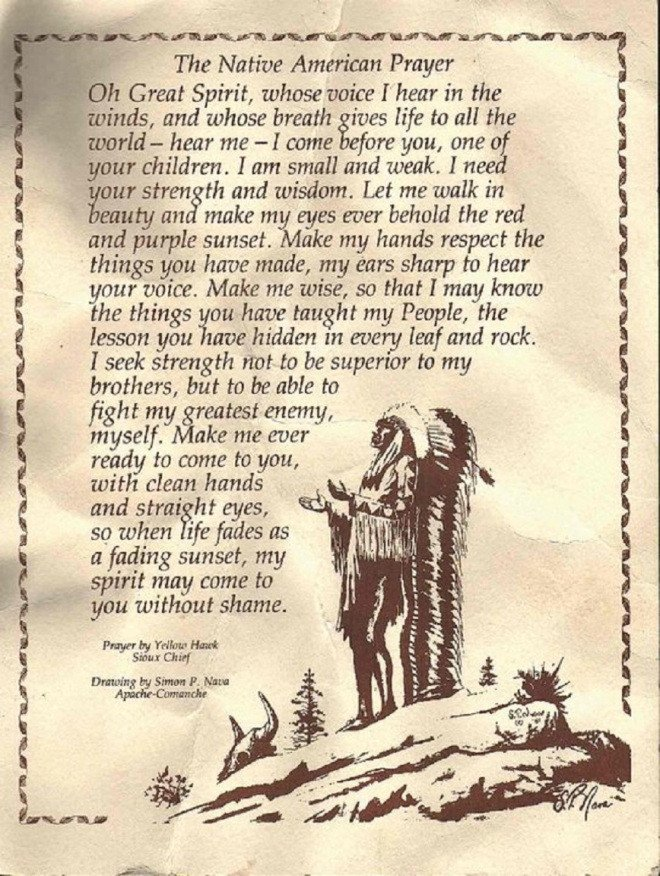 Navajo Funeral Prayer Prayers – Ya Native Blog