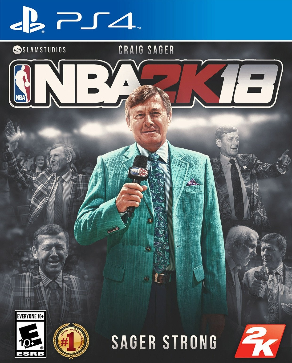Nba 2k18 Cover Template Craig Sager Nba 2k18 Cover Psd