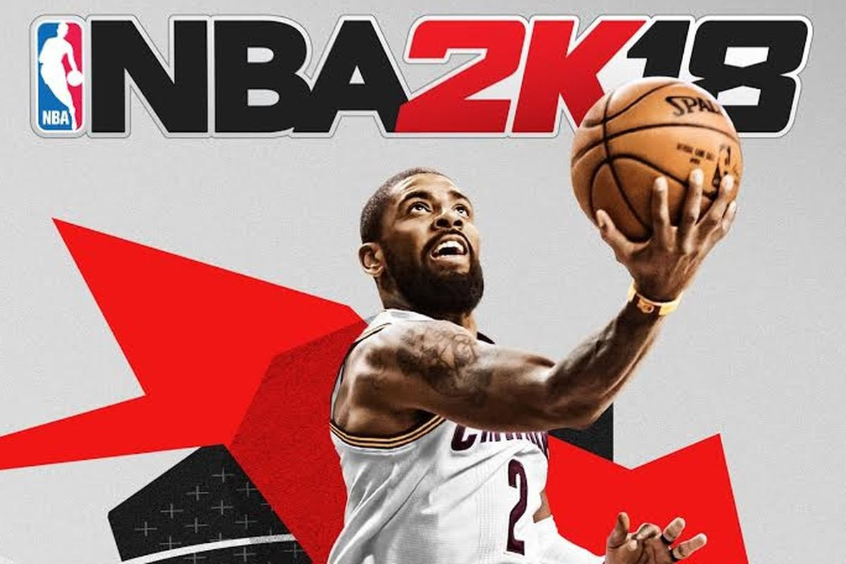 Nba 2k18 Cover Template Nba 2k18 Will A Second Cover Following Kyrie Irving's
