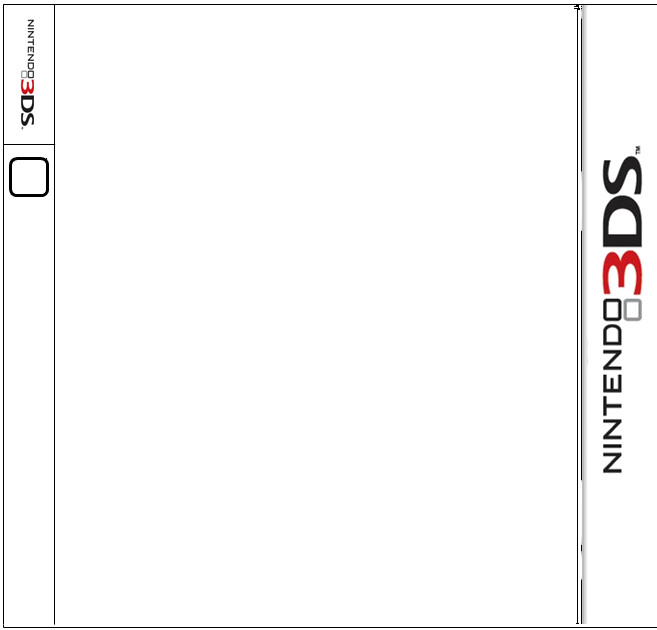 New 3ds Xl Skin Template Nintendo3ds Template by Lizardkid123 On Deviantart