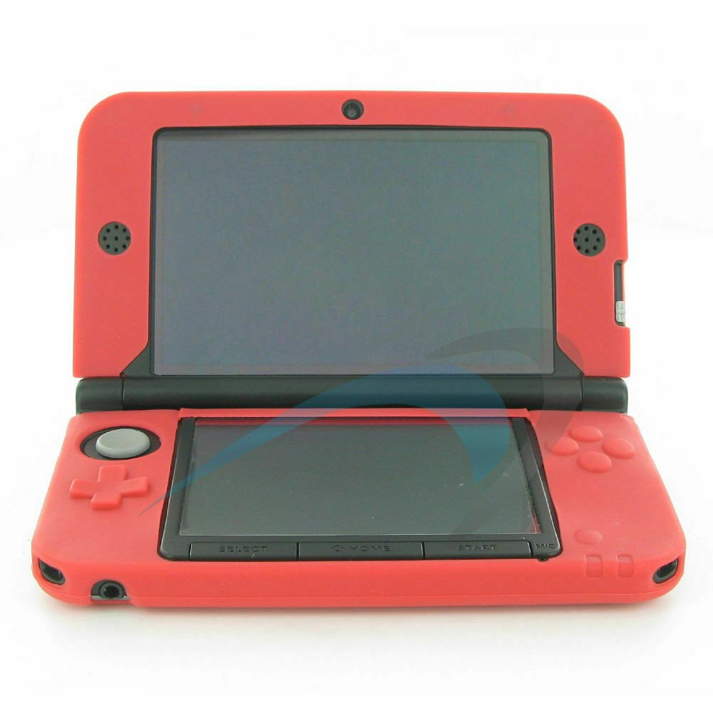 New 3ds Xl Skin Template Silicone Cover for 3ds Xl Ll Nintendo 2012 Protective soft