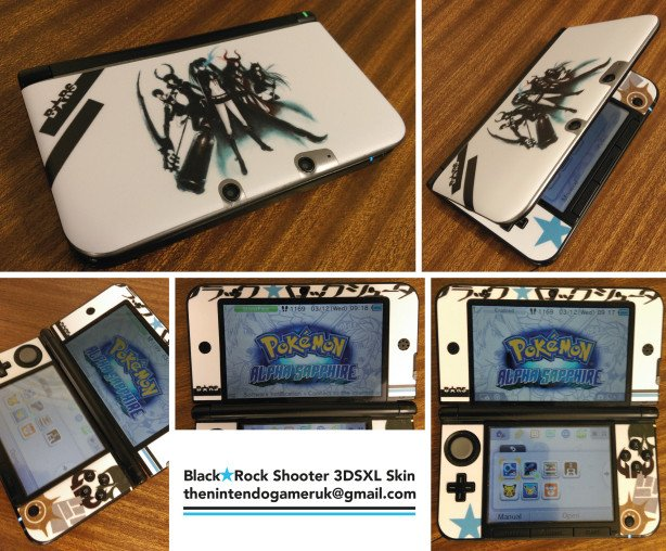 New 3ds Xl Skin Template Wel E to My 3dsxl Again