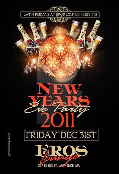 New Year Eve Flyer New Years Eve Eros Flyer by Deitydesignz On Deviantart