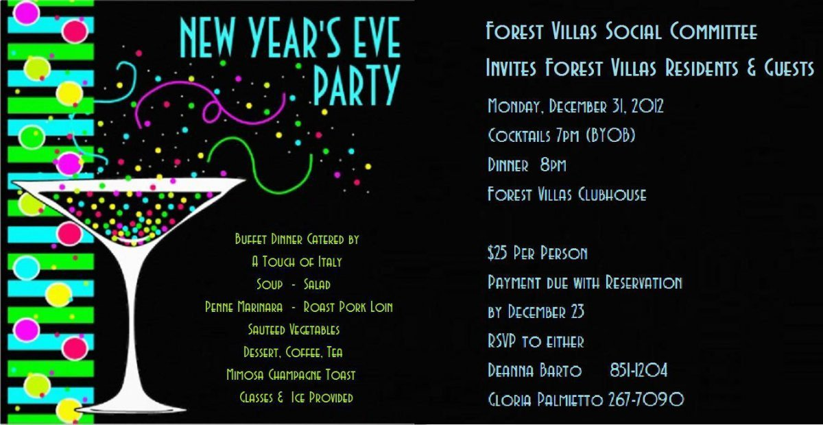 New Year Party Invitation Template Printable New Years Eve Party Invitations Free