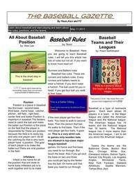 Newspaper Article Template Google Docs Best 25 School Newspaper Ideas On Pinterest