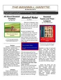 Newspaper Article Template Google Docs the Classroom Newspaper Google Docs Style