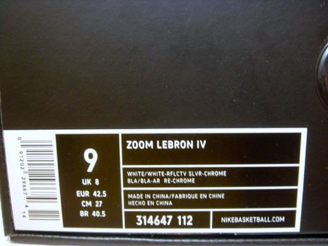 Nike Box Label Template Shoe Box Label Shoes Ideas