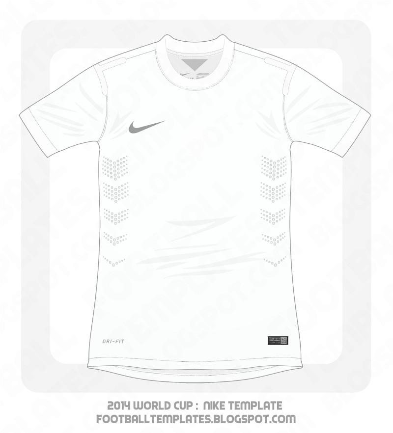 Nike Football Jersey Template 5 soccer Jersey Template Psd soccer Kit Template