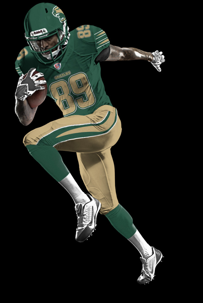 Nike Football Jersey Template Nike Elite Football Uniform Action Template Concepts