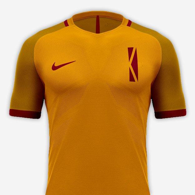 Nike Football Jersey Template Nike Vapor 2016 2017 Free Template by Koray Gülbahar Oft