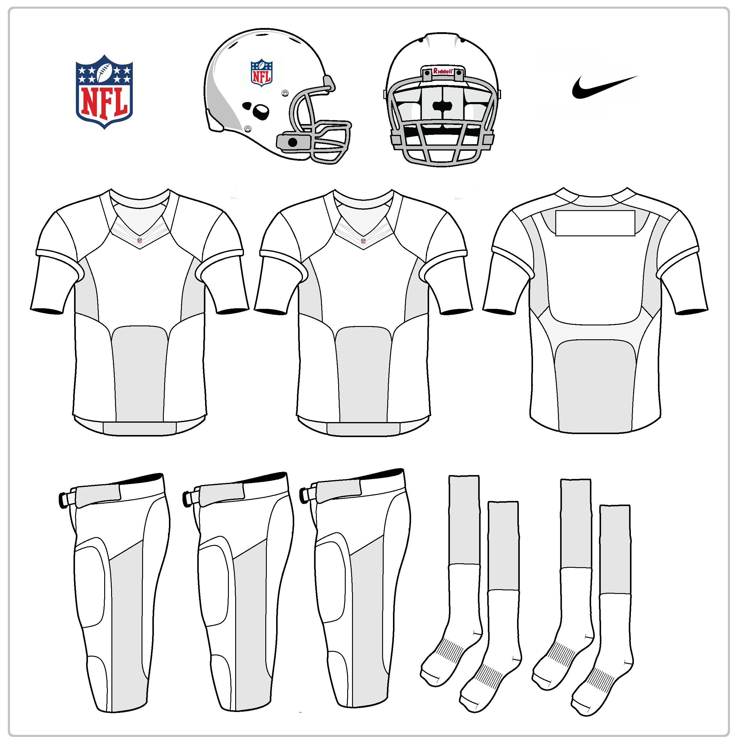 Nike Football Jersey Template Paint Users Paradise 2 0 Page 19 Concepts Chris