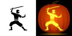 Ninjago Pumpkin Stencils Lego Ninjago Lego and Pumpkin Designs On Pinterest