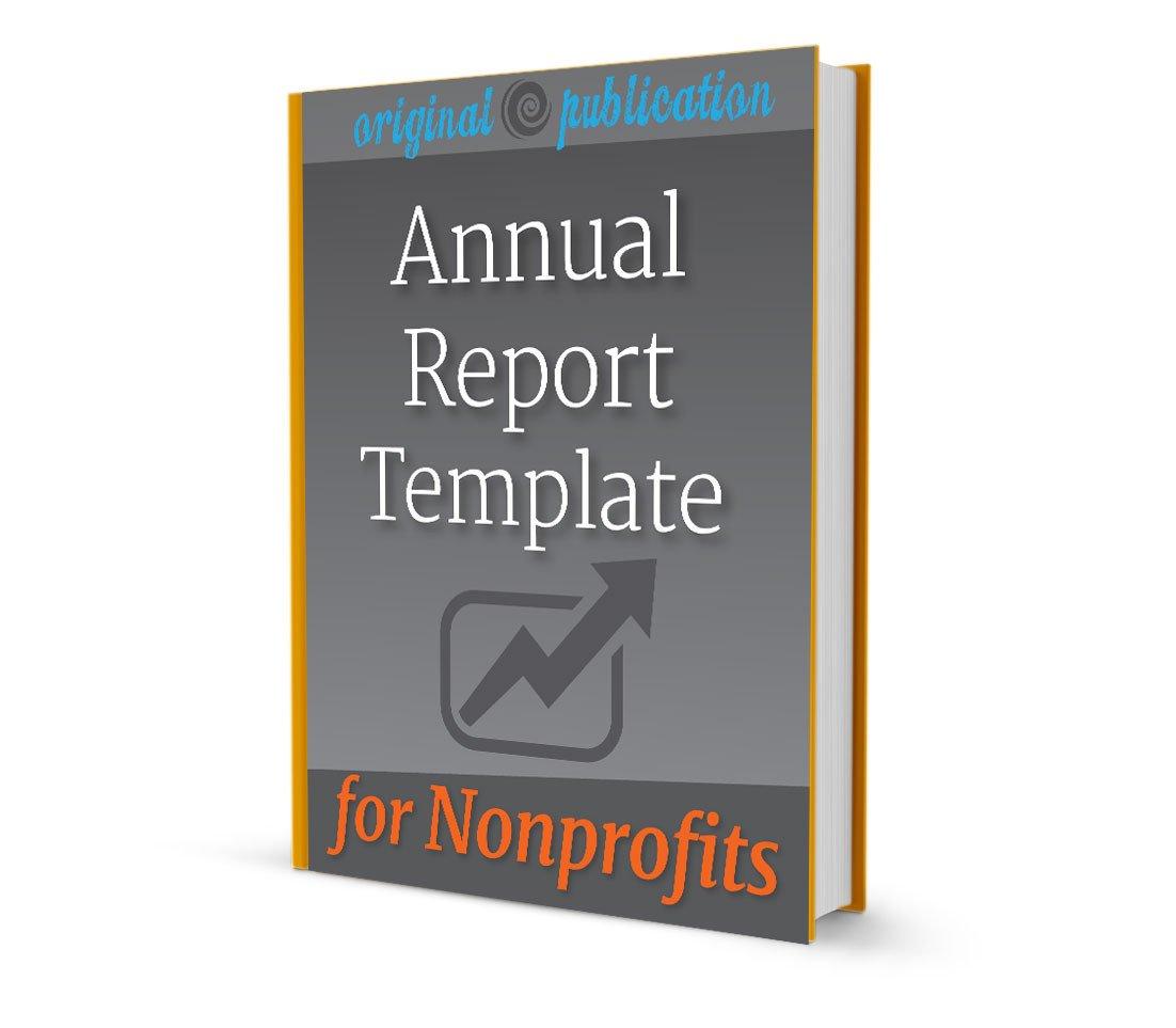 Non Profit Annual Report Template Nonprofit Annual Report Template