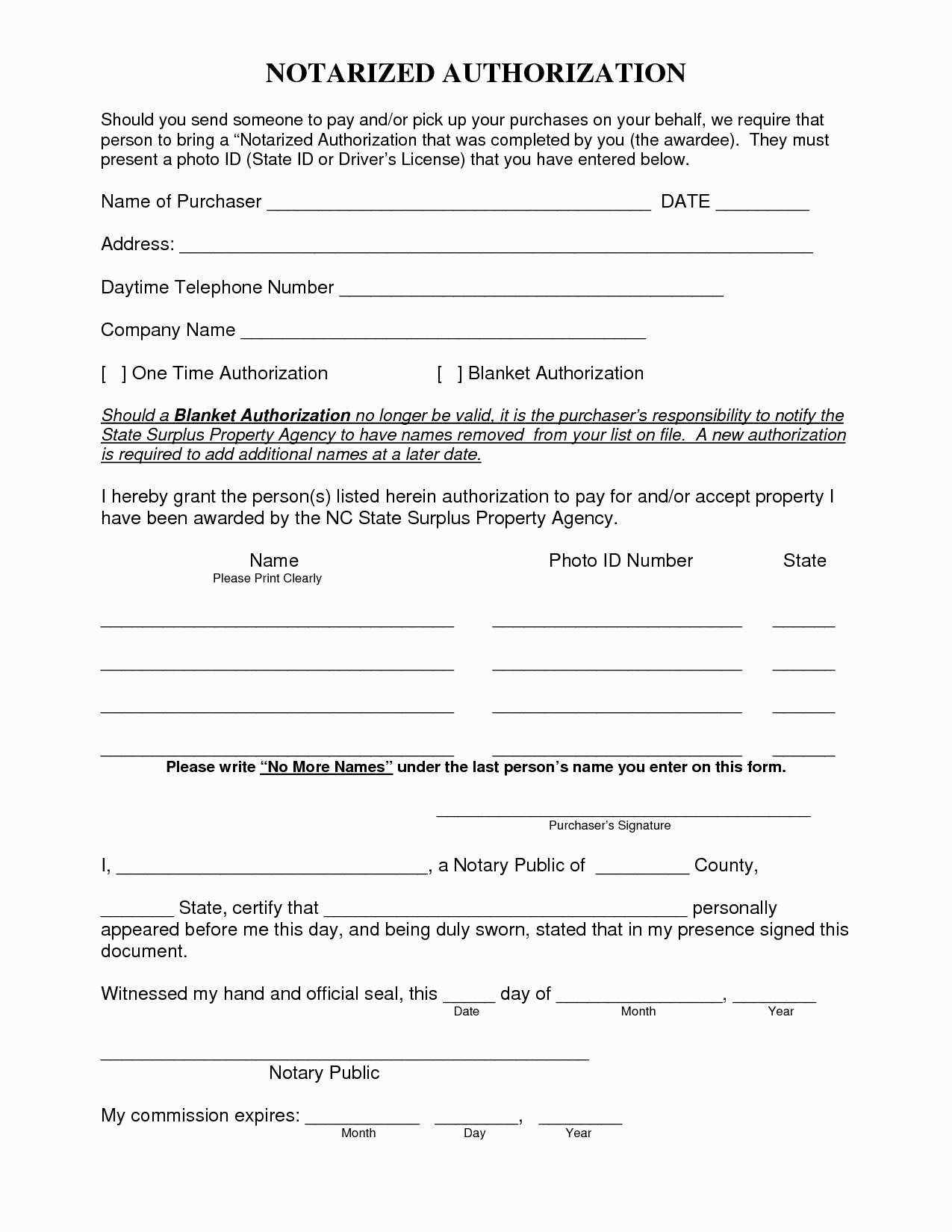 Notarized Custody Agreement Template Notarized Custody Agreement Template Special 11 Best Child