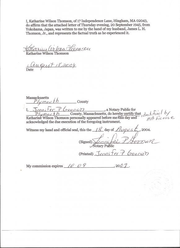 Notarized Letter Of Residency Proof Residency Letter Notarized