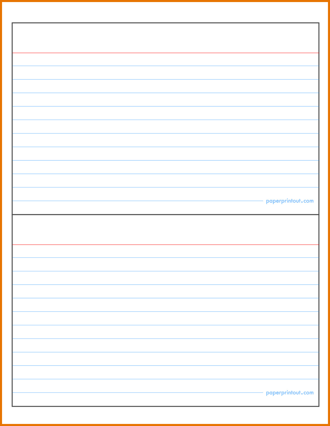 Note Card Template Word Microsoft Word Single Index Card Template Free