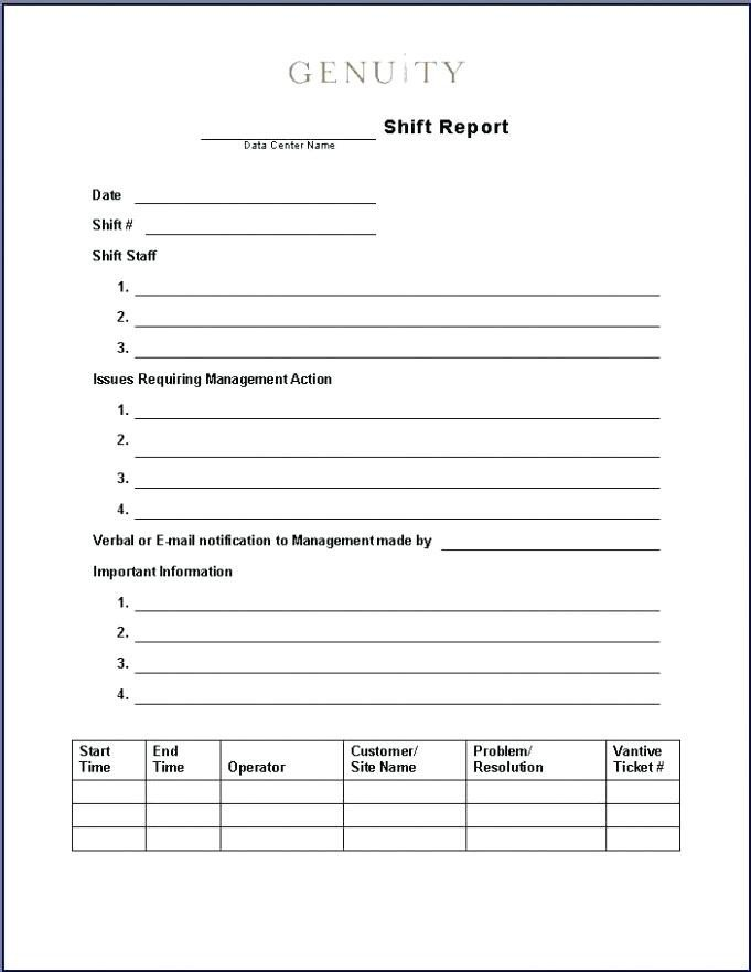 Nursing Shift Report Template Nursing Report Template – Tucsontheaterfo