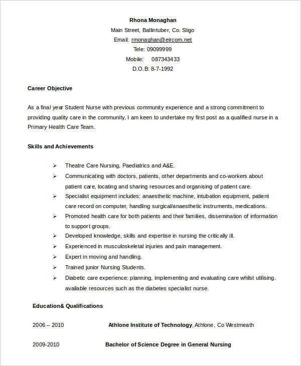 Nursing Student Resume Template Best 25 Nursing Documentation Examples Ideas On Pinterest