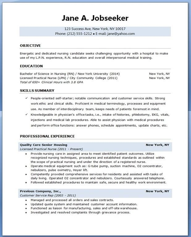 Nursing Student Resume Template Sample Resume for Nursing Student School Dayz