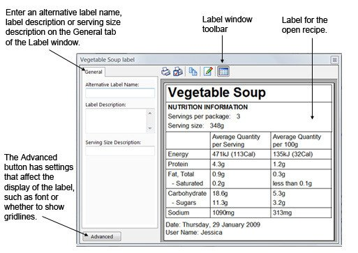 Nutrition Facts Template Word Blank Nutrition Label Template Word