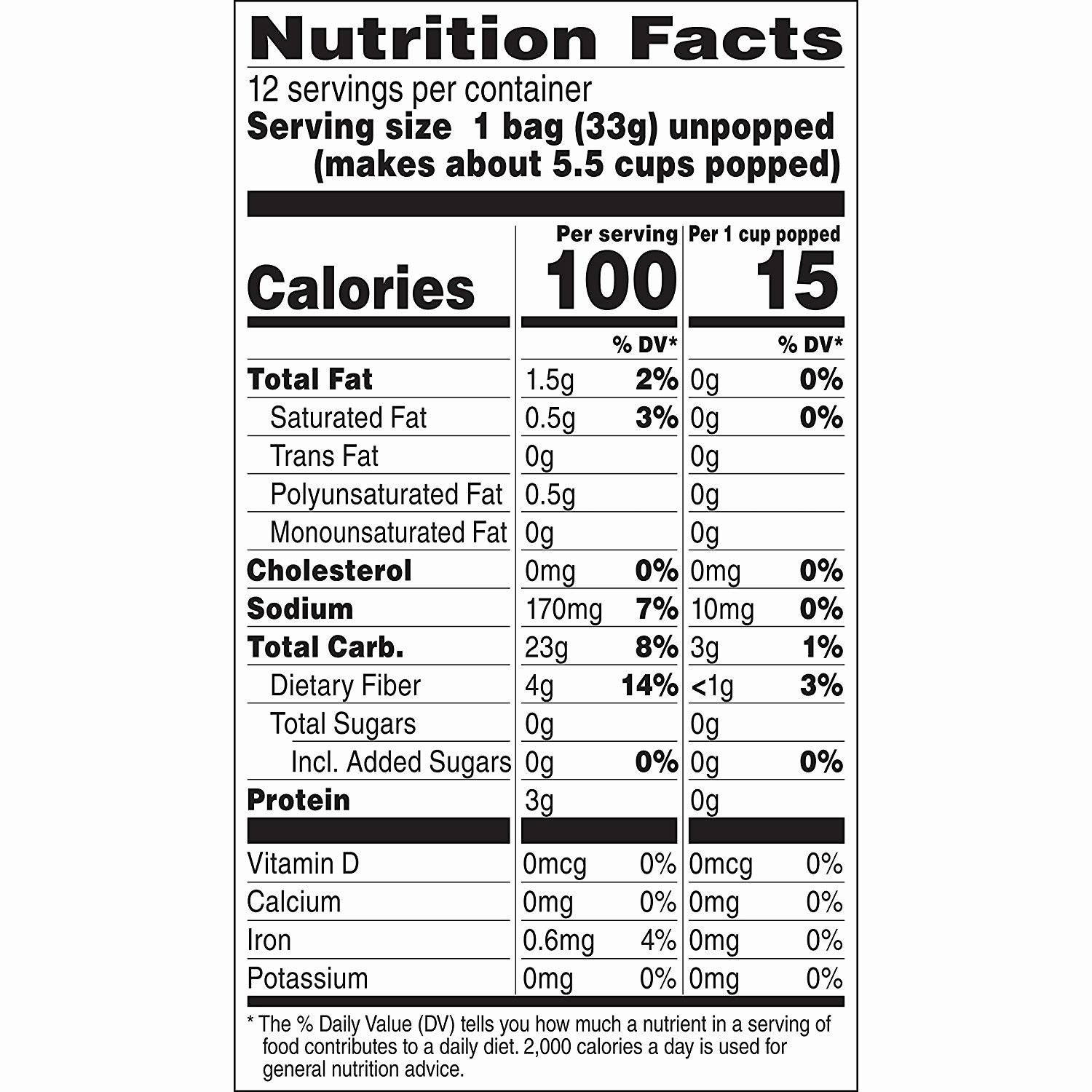 Nutrition Label Template Excel Nutrition Facts Label Template Excel