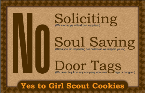 Office Door Signs Templates No soliciting Door Sign Free Printable