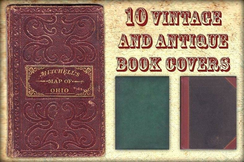Old Book Cover Template 9 Vintage Book Cover Designs & Templates Psd Ai