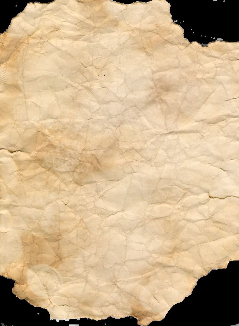 Old Paper Texture Png Crumpled Paper Texture Scrapbook Overlay Overlays