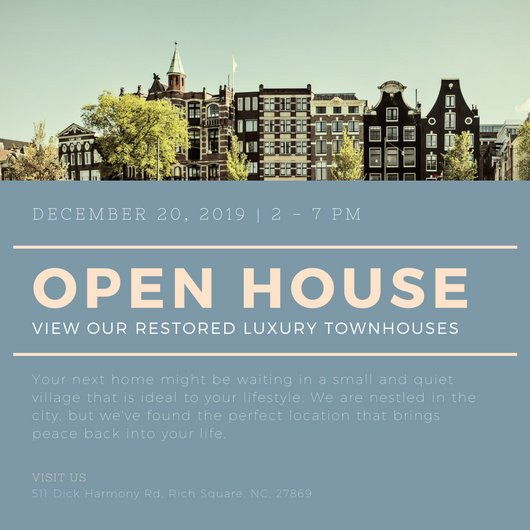 Open House Invite Templates Customize 499 Open House Invitation Templates Online Canva