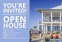 Open House Postcard Template 25 Direct Mail Postcard Templates