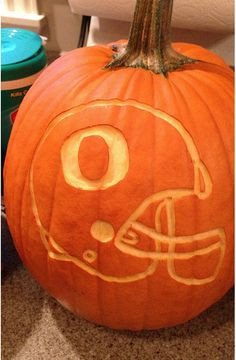 Oregon Ducks Pumpkin Stencil Go Ducks On Pinterest