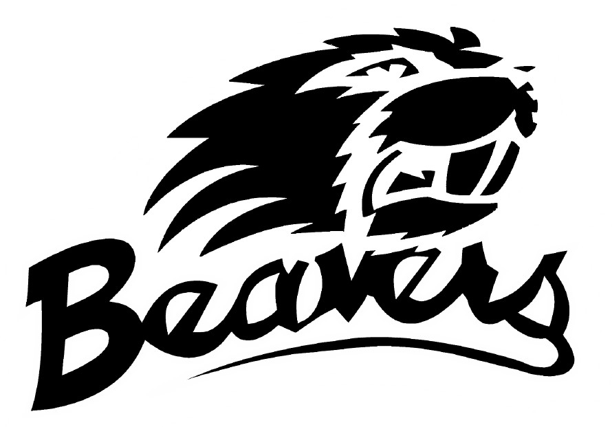Oregon Ducks Pumpkin Stencil Jason S Osu Beavers Blog Beavers Pumpkin Stencil for