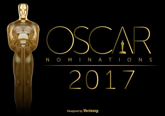 Oscar Statue Template Vector Oscar Statuette Black Background Download Free