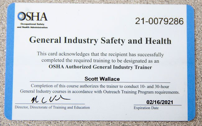Osha 10 Card Template New Improved Outreach Cards Ing