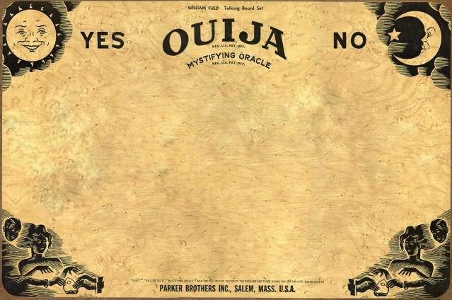 Ouija Board Invitation Template Pin by Sharlot Barnes On Halloween
